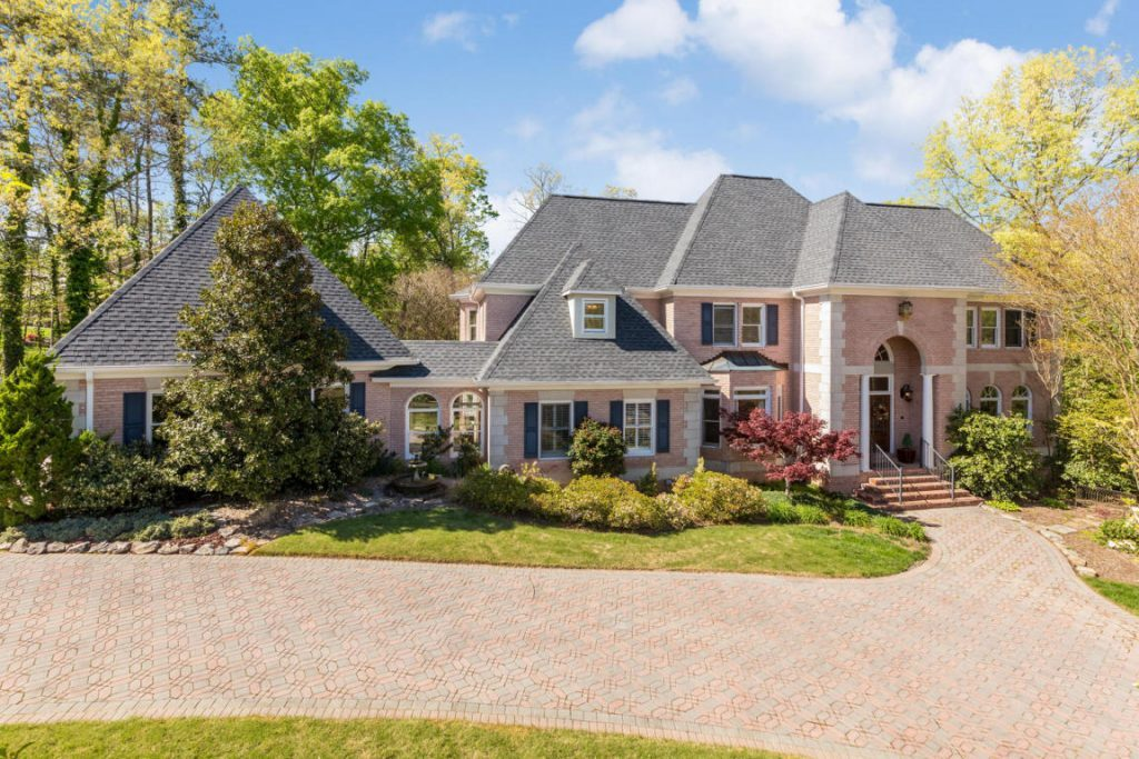 Thoroughly updated, upgraded full brick custom home on 1.21 acres of privacy with the very desirable pool, tennis and clubhouse country community of Mountain Shadows convenient to great shopping, dining, and recreation. Just five minutes from Westview Elementary and East Hamilton Middle High School.