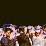 Students During Their Graduation Ceremony